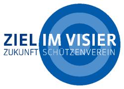Logo: Ziel im Visier Zukunft Schützenverein