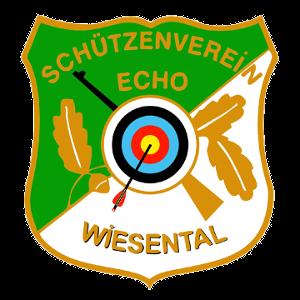 Wappen des Schützenverein Echo 1920 e.V., Wiesental